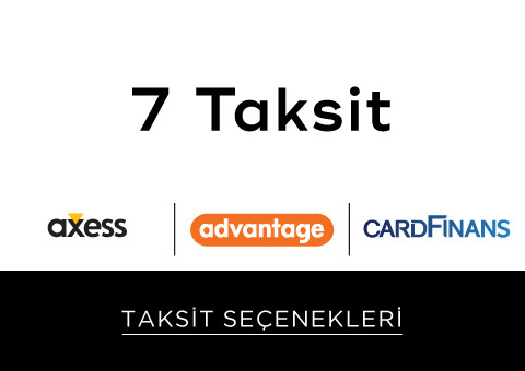 Axess ve CardFinans'a 7 Taksit